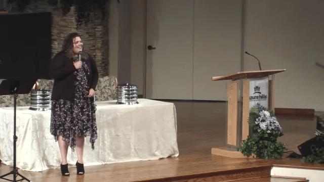 The Body That Heals – Pastor Jessie Lopez